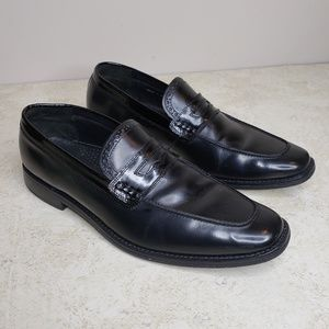 Cole Haan Grand.OS Black Penny Loafer Men's 11M